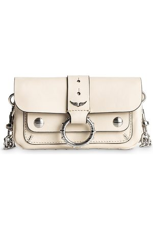 Zadig & Voltaire Women Purses - Kate Leather Chain Wallet