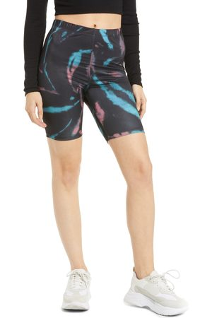 AFRM Women's Khloe Tie Dye Bike Shorts