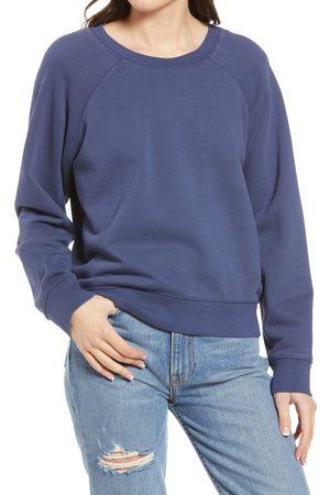 Madewell Women's Shrunken Recycled Cotton Sweatshirt