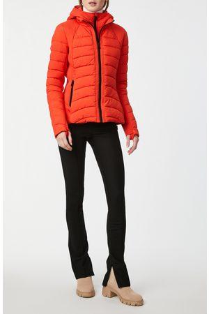 Bernardo Women's Hooded Quilted Water Repellent Jacket