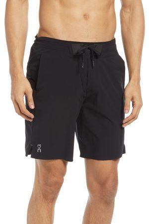 ON Men's Men's 3-In-1 Hybrid Running Shorts