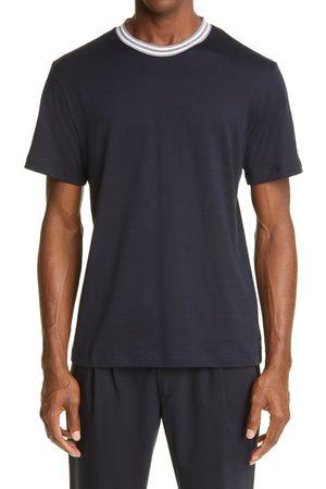ELEVENTY Men's Ring Neck T-Shirt