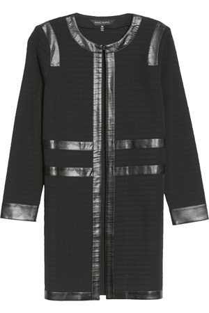 Ming Wang Women's Ribbed Jacket