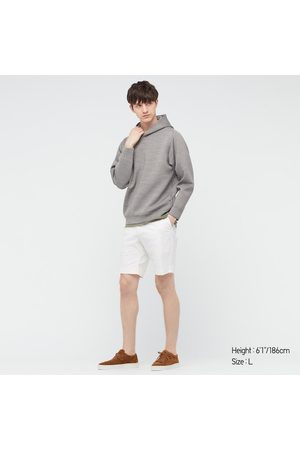 UNIQLO Men Shorts - Men's Stretch Slim-Fit Shorts, , XS