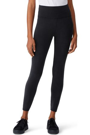 Eileen Fisher Women's High Waist Ankle Leggings