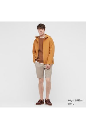 UNIQLO Men's Stretch Slim-Fit Shorts, , XL