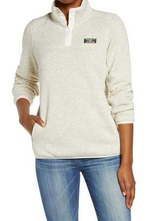 L.L.BEAN Women's Sweater Fleece Pullover