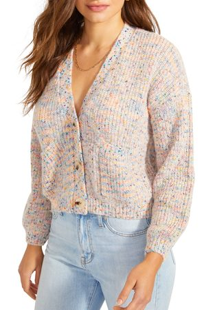 BB Women's Golden Hour Crop Cardigan
