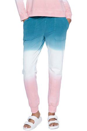 WASH LAB Women's Triple Dye Joggers
