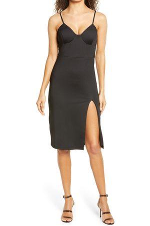 Bebe Women's Body-Con Cocktail Dress
