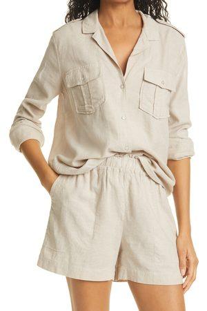Rails Women's Brooke Long Sleeve Button-Up Shirt