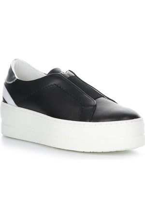 Bos. & Co. Women's Mona Platform Slip-On Sneaker