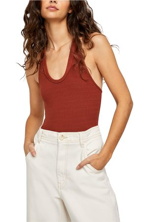 Free People Women's Speed Dial Bodysuit