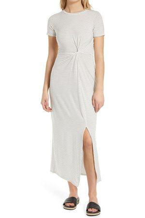 Vero Moda Women's Ava Lulu Stripe Maxi Dress