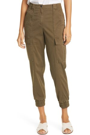 Cinq A Sept Women's Kelly Cargo Ankle Joggers
