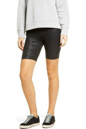 HUE Women's Sleek Effects Bike Shorts