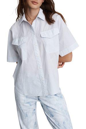 RAG&BONE Women's Florian Button-Up Shirt