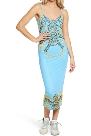 AFRM Women's Amina Sleeveless Midi Dress