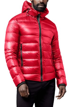 Canada Goose Men's Crofton Water Resistant Packable Quilted 750-Fill-Power Down Jacket