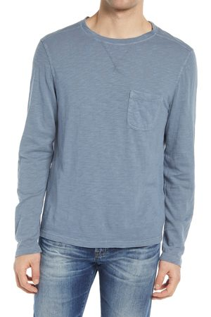 Rails Men's Duke Crewneck Long Sleeve T-Shirt