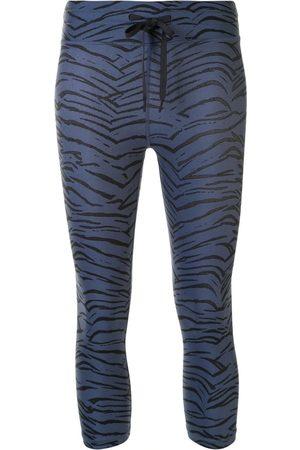 The Upside Indigo Tiger NYC Legging