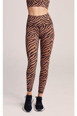 Varley Clay Zebra Century Legging