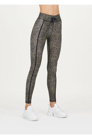 The Upside Leopard Print Yoga Leggings