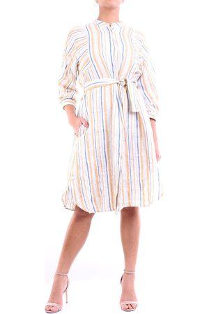 BLANCA LUZ Dress Calf Women Multicolor