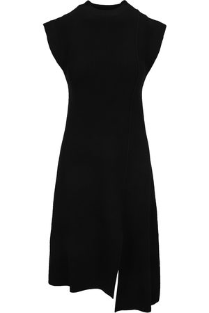 Kenzo Asymmetric knitted dress