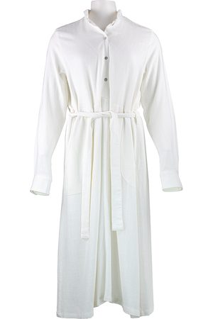 Les bo-hemiennes Charlotte Dress Off White