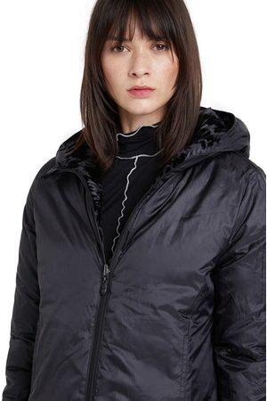 Desigual Padded Plain Colour Jacket