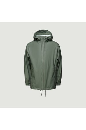 Rains Storm Breaker Raincoat Olive