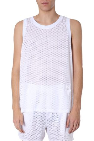 Rick Owens MEN'S CM20S000621508611 OTHER MATERIALS TANK TOP