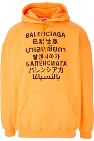 Balenciaga WOMEN'S 578135TJVI67513 MULTICOLOR OTHER MATERIALS SWEATSHIRT