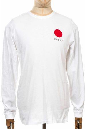 Edwin Jeans L/S Japanese Sun Tee - Colour: