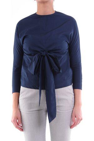 BARBA Shirts Blouses Women Navy