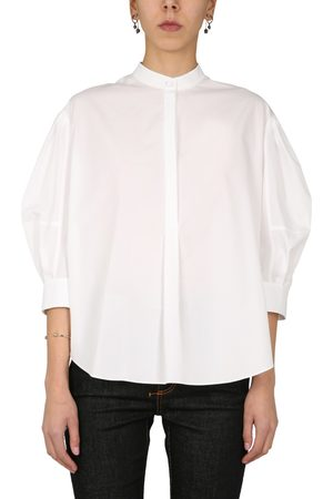 McQ COTTON POPLIN SHIRT