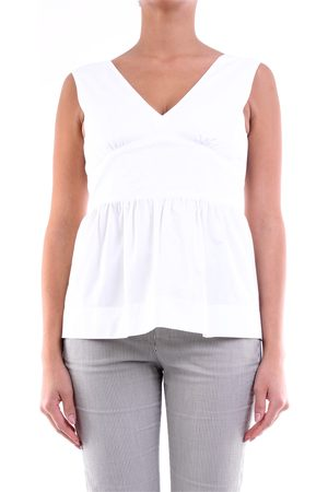 BARBA Women Tank Tops - Top Sleeveless Women