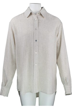 Les bo-hemiennes Women Shirts - Anais Shirt Greige