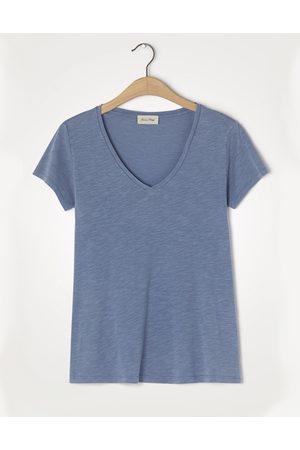 American Vintage Women Short Sleeve - Jacksonville Short Sleeve T-Shirt - Comete Vintage