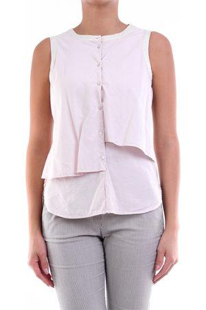BARBA Women Tops - Shirts Blouses Women Rose