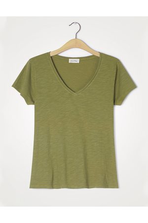 American Vintage Jacksonville Short Sleeve T-Shirt - Mousse Vintage