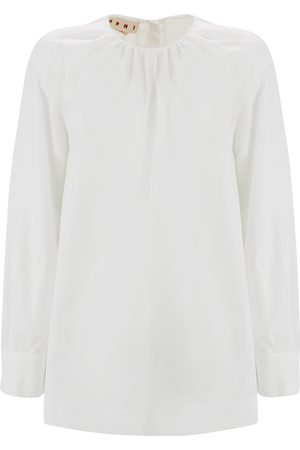 Marni BACK BUTTONING BLOUSE