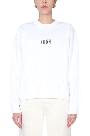 Dsquared2 Women Sweatshirts - WOMEN'S S80GU0011S25042100 OTHER MATERIALS SWEATSHIRT