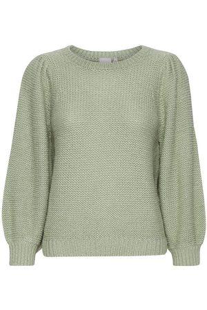 Ichi Women Sweaters - Monika sweater in metallic yarn
