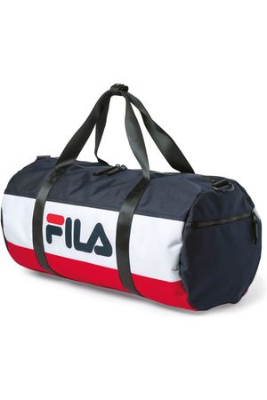 Fila Ted Holdall Bag - Peacoat/White/Red