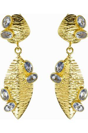 Dinari Jewels Royal Tanzanite Earrings