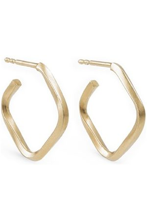 Signe Isager Women Hoop - Helix Square Hoops