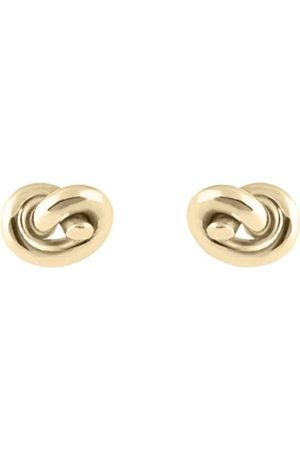 Signe Isager Women Earrings - Knot Studs