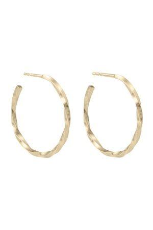 Signe Isager Women Earrings - Helix Hoops